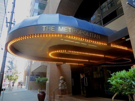 Metropolitan Hotel Vancouver: Metropolitan Hotel