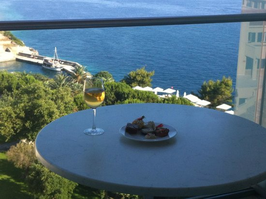 Radisson Blu Resort & Spa at Dubrovnik Sun Gardens : Heaven