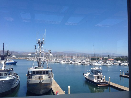 Brophy Bros. Seafood Restaurant & Clam Bar: View from our outside table!