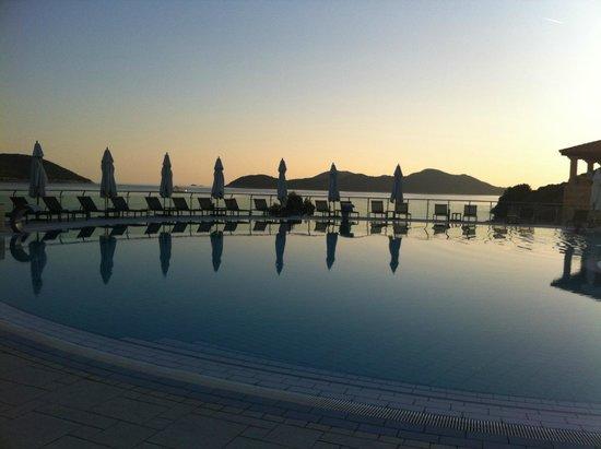 Radisson Blu Resort & Spa at Dubrovnik Sun Gardens : gorgeous