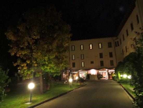 Hotel Villa Gabriele D'Annunzio : Entrada
