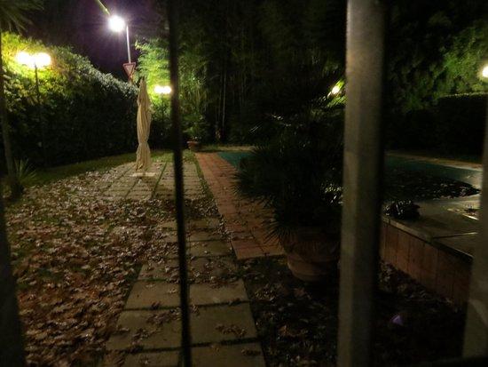 Hotel Villa Gabriele D'Annunzio : Alberca