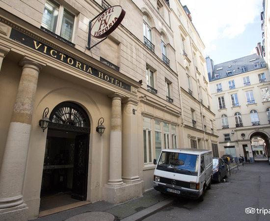 Victoria hotel paris frankrike omd men och for Hotel zona marais parigi