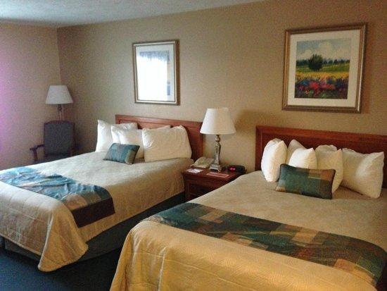 Ramada Springfield North: Bed