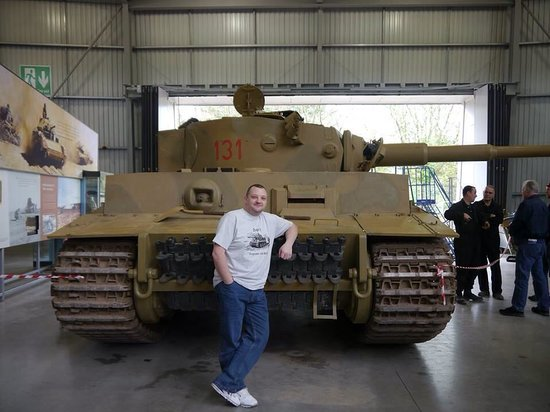 The Tank Museum : Tiger Day 2014