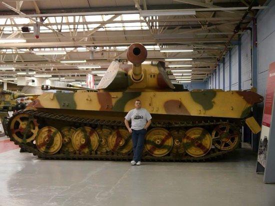 The Tank Museum : Tiger II