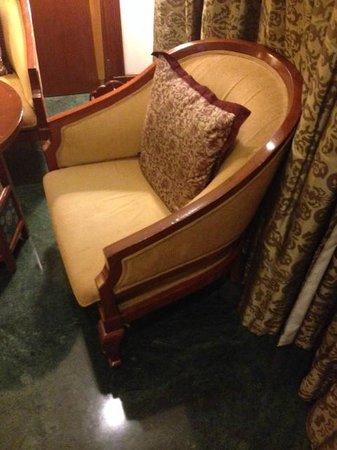 ITC Rajputana, Jaipur: A little closer look at the furnishing