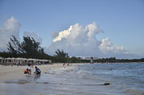 Paradisus Playa Del Carmen La Esmeralda: La playa del hotel