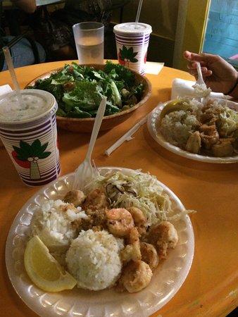 Savage Shrimp: Perfeito, o melhor da ilha, preço honesto sabor inigualável