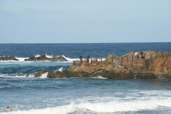 Casa Africa - Bar Playa: Der Starnd von Taganana