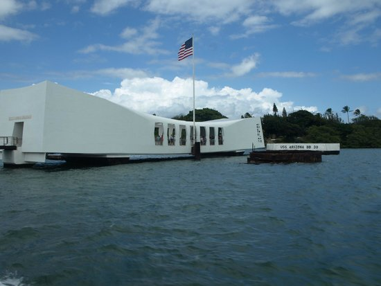 USS Arizona Memorial: Arizona Memorial