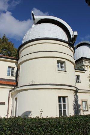 Stefanik Observatory : Обсерватория Милана Штефаника