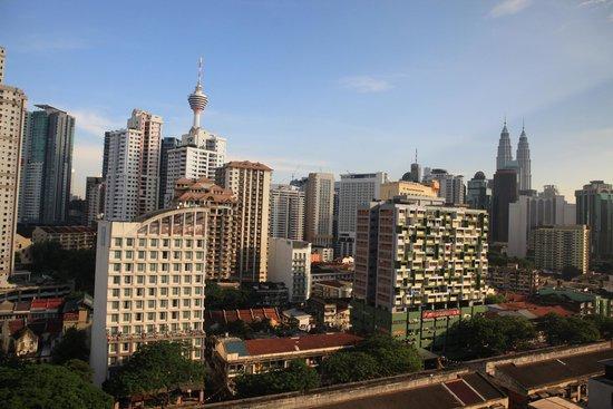 The Royale Bintang Kuala Lumpur : Nice view from window