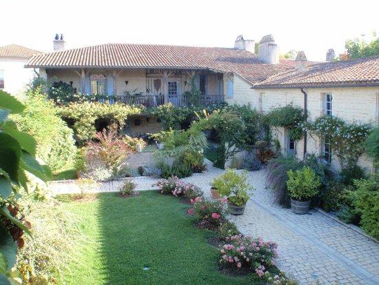 Granges-sur-Lot, France: maison d'hôte