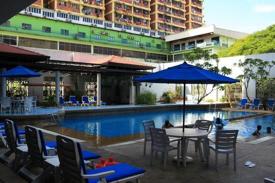 The Royale Bintang Kuala Lumpur : Nice view at pool
