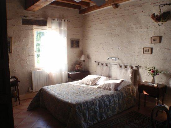 Granges-sur-Lot, Francja: chambre