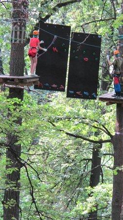 PandaPark Fili Rope Park