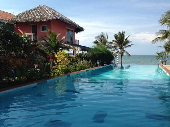 Grace Boutique Resort : Beautiful pool, perfect for relaxing.