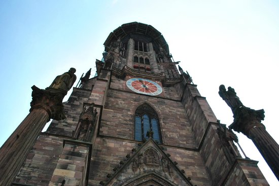 Freiburg Cathedral: Cattedrale Friburgo