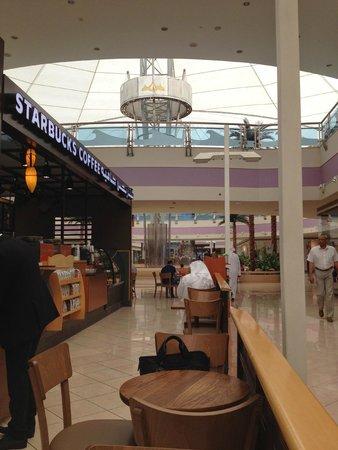 Marina Mall: Starbacks