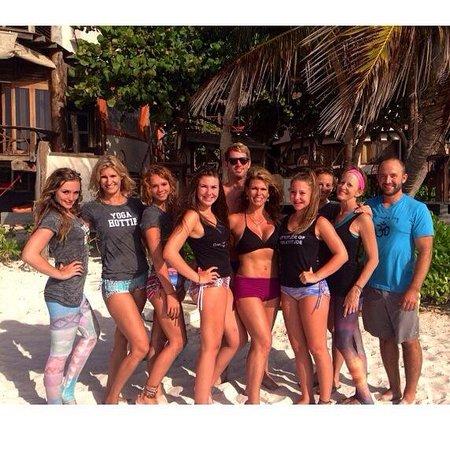 Amansala Eco Chic Resort: Radiant Hot Yoga Retreat August 2014