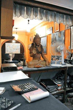 Shree Lal Inn: Reception