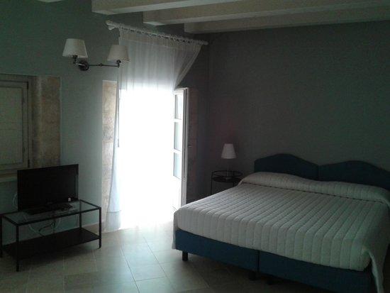 Residenza Alfeo: chambre