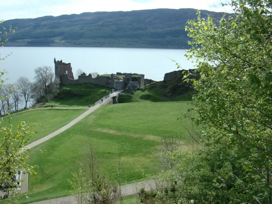 Loch Ness : Urquhart Castle
