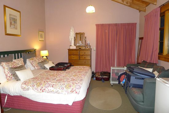 The River Lodge: Double Room