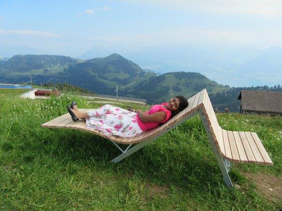 Rigi: Relaxing