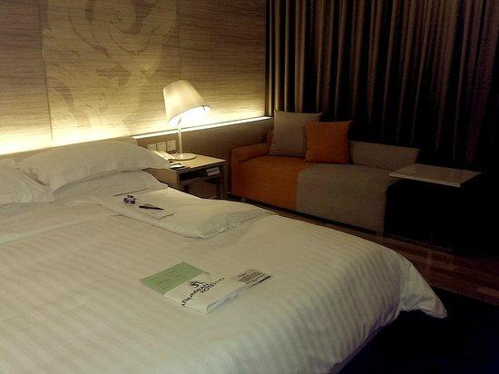Pathumwan Princess Hotel : Superior 客房