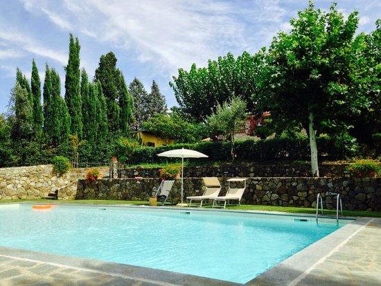 Agriturismo Conca Verde: La piscine