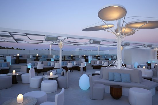 Nikki Beach Resort Spa Pearl Rooftop