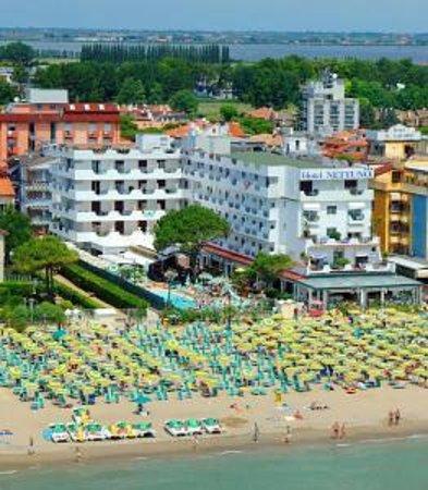 Hotel Piccadilly: 50 mt dalla spiaggia