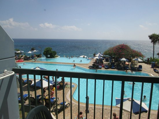 Atlantica Club Sungarden Hotel: View from 208