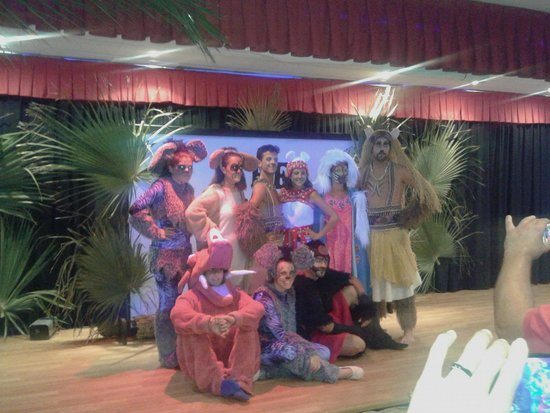 Playaluna Hotel: LOS REYES DE LA ANIMACION