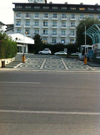 Vera Verde Resort: Entrée de l'hotel
