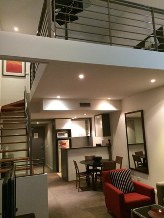 Adina Apartment Hotel Sydney Central Loft
