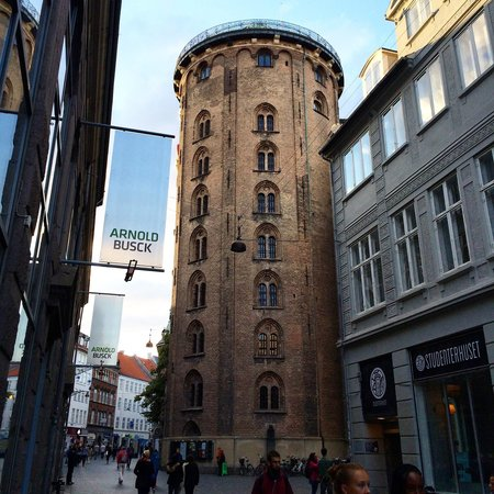 Rundetårn : Башня.