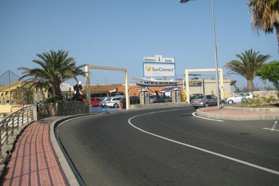 Servatur Puerto Azul : Modtagelsen