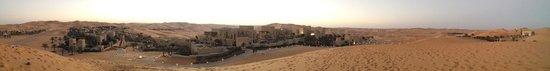Qasr Al Sarab Desert Resort by Anantara: View from room terrace