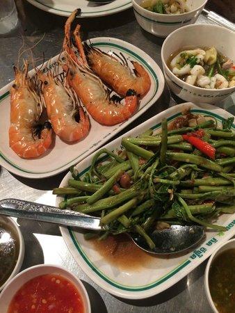 Bangkok Food Tours: Seafood