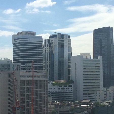 AETAS bangkok: View from our room