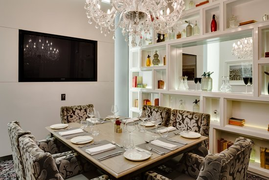 African Pride Melrose Arch Hotel Private Dining Room 4