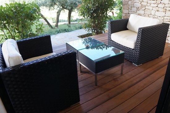 Nature & Design: Terrasse