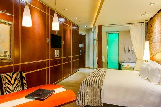 African Pride Melrose Arch Hotel: Standard Room