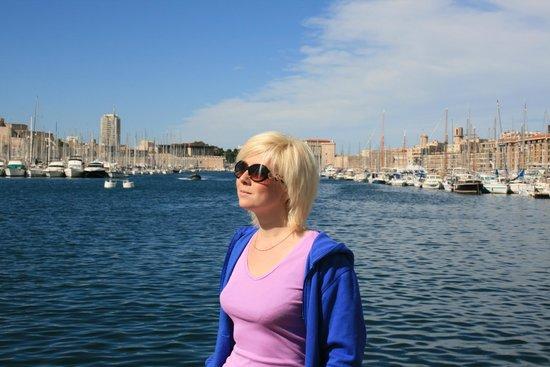 Vieux Port : Марсель. Старый порт
