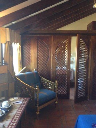 Hotel Montelirio: Chambre Marrakech