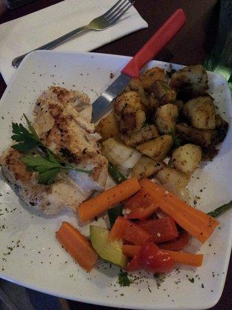 Gateway Grill: chicken