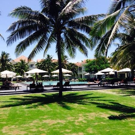 Boutique Hoi An Resort: from the beach